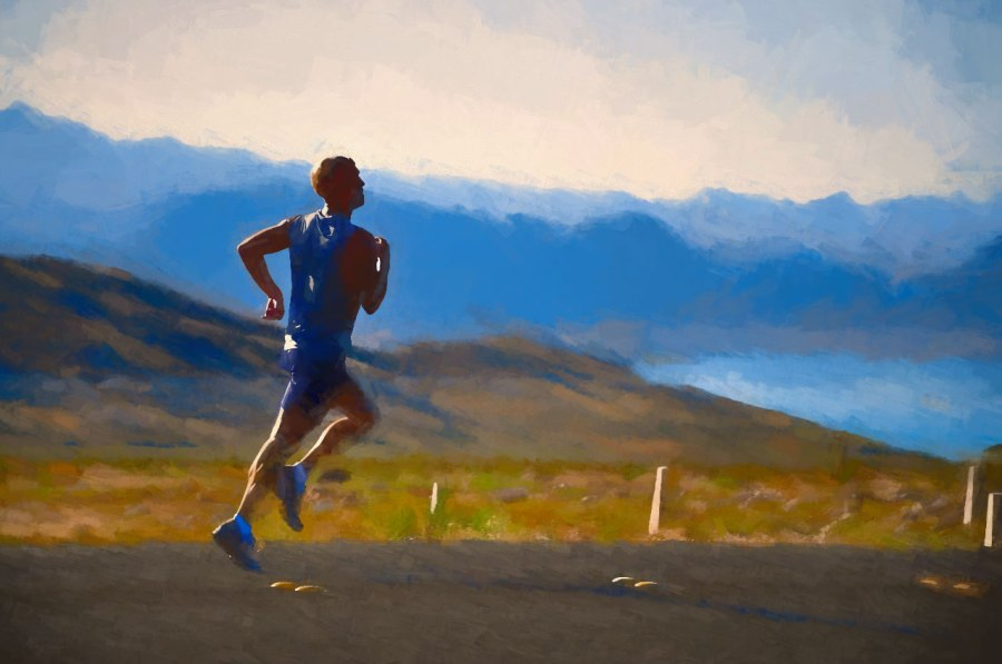 Fitness Art – Focus on Running